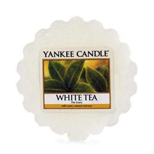 White TeaTarte Yankee Candle Y8